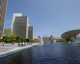 Picture of Empire State Plaza